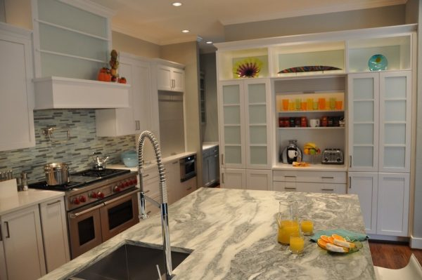 kitchen decorating ideas and designs Remodels Photos Adcock-Smith Design Dallas Texas United States contemporary-kitchen