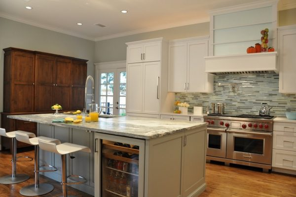 kitchen decorating ideas and designs Remodels Photos Adcock-Smith Design Dallas Texas United States transitional-kitchen-001