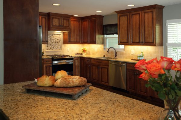 kitchen decorating ideas and designs Remodels Photos Angela Bonfante Kitchen Designs Upper Arlington Ohio United States traditional-kitchen