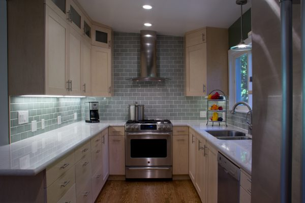 kitchen decorating ideas and designs Remodels Photos Bilgart Design San Rafael California United States contemporary-kitchen