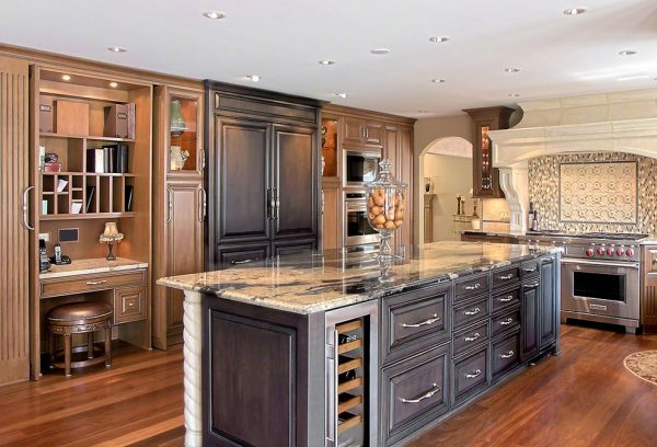kitchen decorating ideas and designs Remodels Photos CCS Interior Design Group, Inc. Chicago Illinois United States kitchen-002