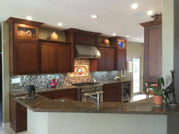 kitchen decorating ideas and designs Remodels Photos Concierge Design & Project Management LLC Surprise Arizona home-design