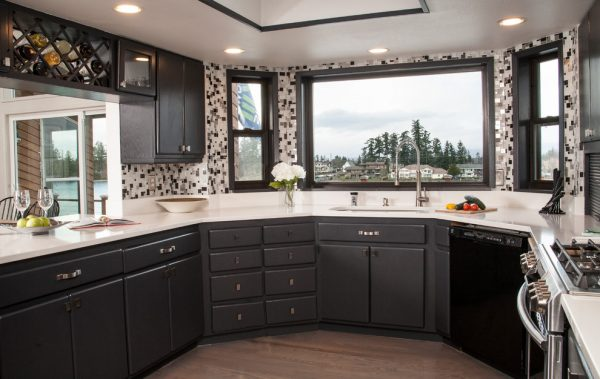 kitchen decorating ideas and designs Remodels Photos Corinne Gail Interior Design Bonney Lake Washington United States transitional-kitchen