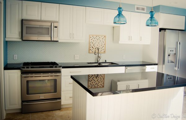 kitchen decorating ideas and designs Remodels Photos Cre8tive Interior Designs Poway California United States traditional-kitchen-001