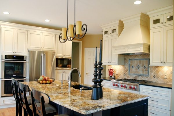 kitchen decorating ideas and designs Remodels Photos Decore Interiors LLC Rogers Arkansas United States traditional-kitchen-001