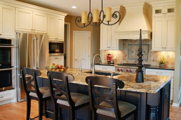 kitchen decorating ideas and designs Remodels Photos Decore Interiors LLC Rogers Arkansas United States traditional-kitchen