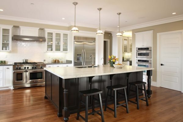 kitchen decorating ideas and designs Remodels Photos Envision Interiors Mountain View California United States traditional-kitchen