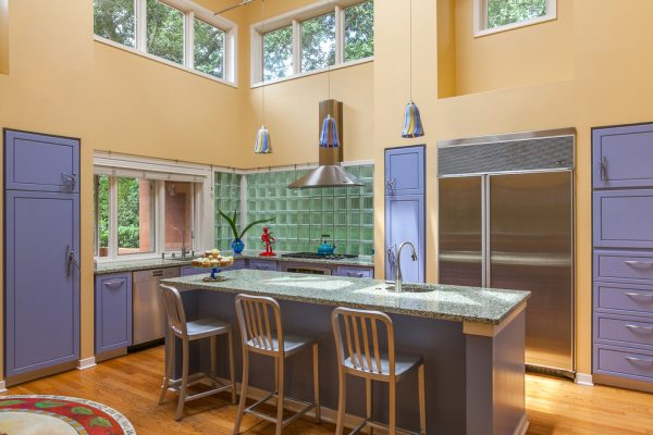 kitchen decorating ideas and designs Remodels Photos Fannie Allen Design Atherton California United States eclectic-kitchen