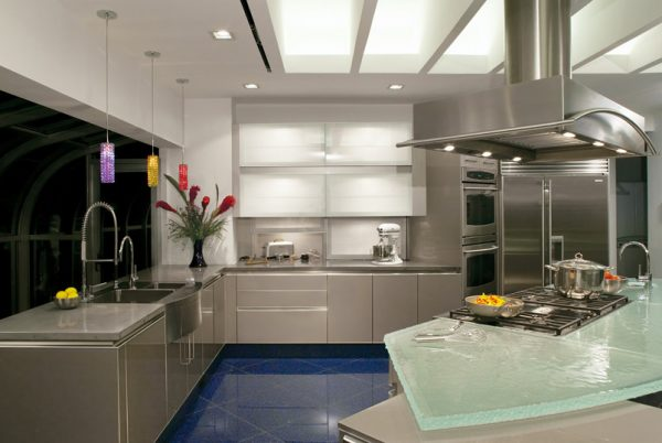 kitchen decorating ideas and designs Remodels Photos Habitech Planning & Design Inc Cold Spring Harbor New York modern-kitchen-1