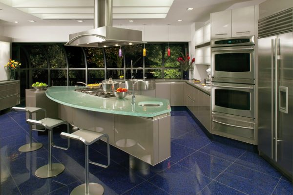 kitchen decorating ideas and designs Remodels Photos Habitech Planning & Design Inc Cold Spring Harbor New York modern-kitchen-3