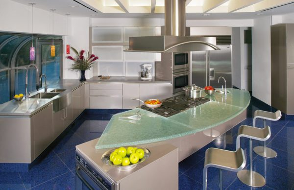 kitchen decorating ideas and designs Remodels Photos Habitech Planning & Design Inc Cold Spring Harbor New York modern-kitchen
