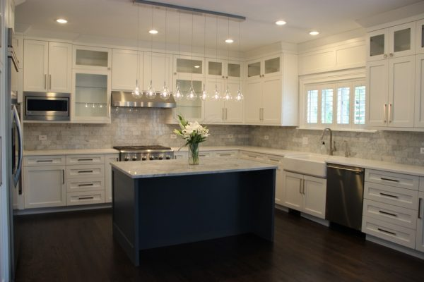 kitchen decorating ideas and designs Remodels Photos Ilene Chase Design Chicago Illinois United States contemporary-kitchen