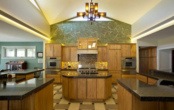 kitchen decorating ideas and designs Remodels Photos KSID Interiors, Inc.Springfiel Illinois United States contemporary-kitchen