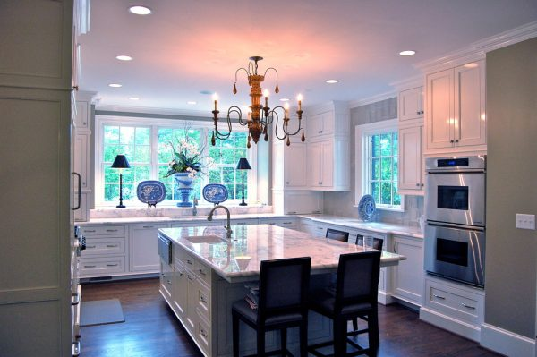 kitchen decorating ideas and designs Remodels Photos Katherine Connell Interior Design Raleigh North Carolina traditional-kitchen-1