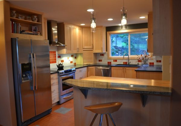 kitchen decorating ideas and designs Remodels Photos Kevin Mauseth Hattiesburg Mississipp United States contemporary-kitchen-007