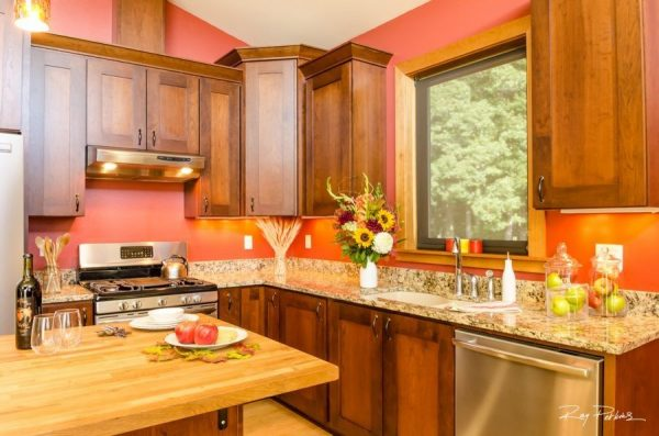 kitchen decorating ideas and designs Remodels Photos Neff Designs Hood Rive Oregon United States home-design