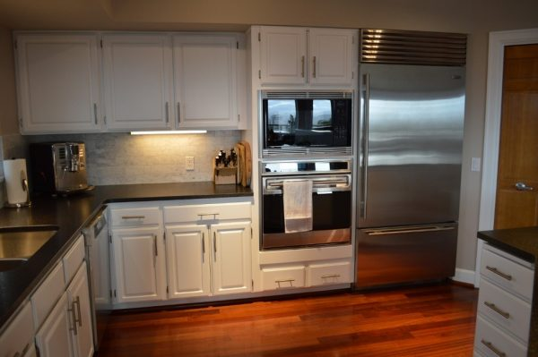 kitchen decorating ideas and designs Remodels Photos Neff Designs Hood Rive Oregon United States transitional-kitchen