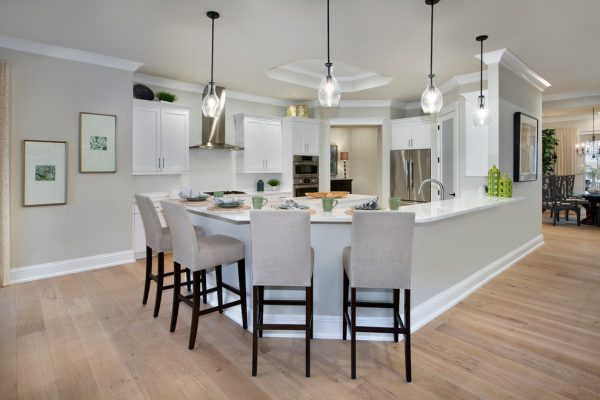 kitchen decorating ideas and designs Remodels Photos Norris Furniture & Interiors Ft Myers Florida United States tropical-kitchen