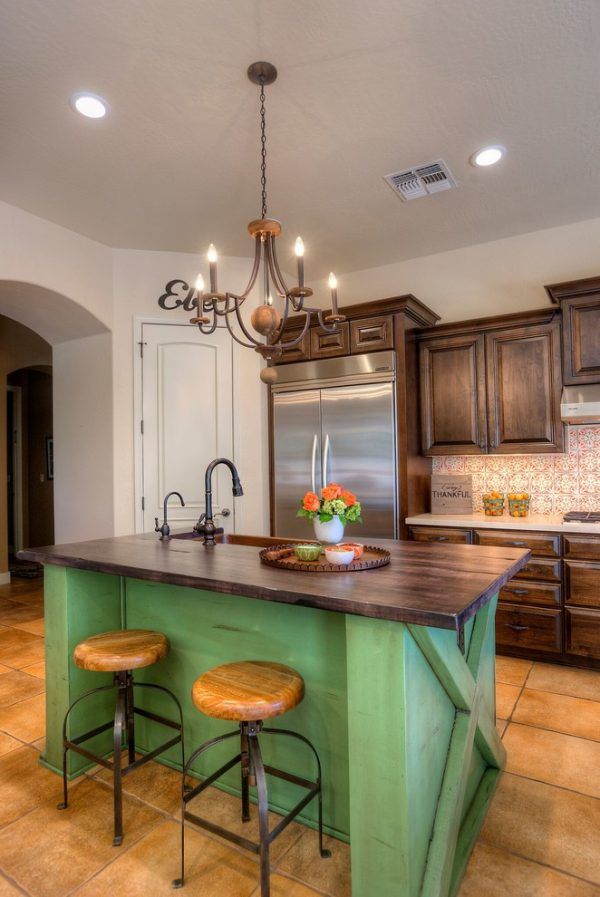 kitchen decorating ideas and designs Remodels Photos Puerta Bella Interior Design Chandler Arizona United States mediterranean-kitchen-001