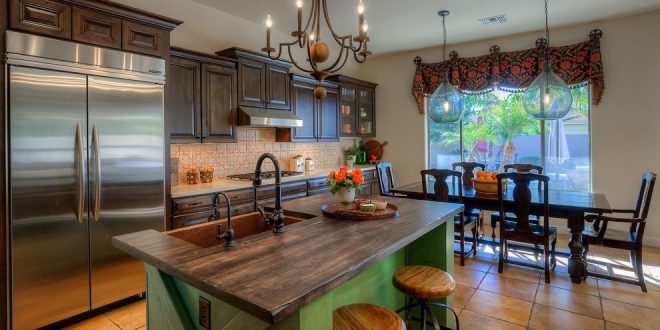 4 Brilliant Kitchen Remodel Ideas: Kitchen Decorating And Designs By Puerta Bella Interior