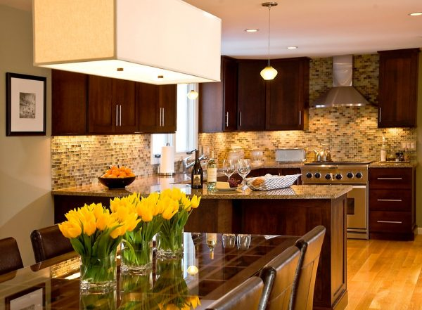 kitchen decorating ideas and designs Remodels Photos Quintessential Interiors North Easton Massachusetts United Statestransitional-kitchen-002