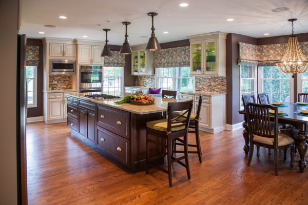 kitchen decorating ideas and designs Remodels Photos Redux Interior Design Lake Zurich Illinois United States traditional-kitchen