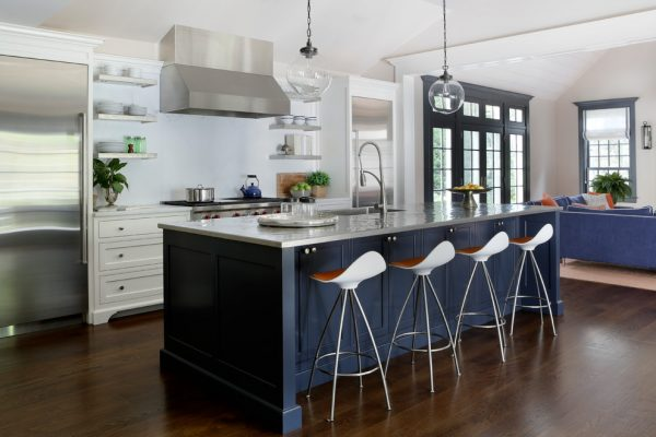 kitchen decorating ideas and designs Remodels Photos Sage Design West Southport Connecticut transitional-kitchen