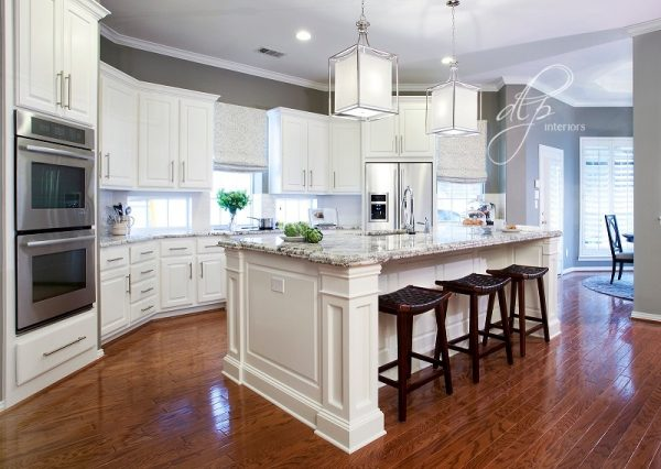 kitchen decorating ideas and designs Remodels Photos Sugar & Sap Dallas Texas United States transitional-kitchen-001