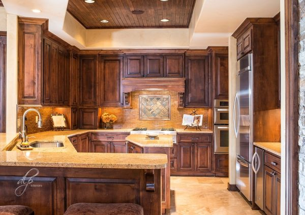 kitchen decorating ideas and designs Remodels Photos Sugar & Sap Dallas Texas United States transitional-kitchen-002