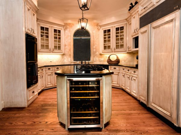kitchen decorating ideas and designs Remodels Photos Three Doors LLC Houston Texas United States traditional-kitchen-002