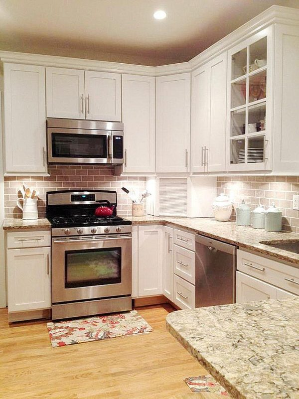 kitchen decorating ideas and designs Remodels Photos True Identity Concepts Westchester CountyNew York United States traditional-kitchen-001