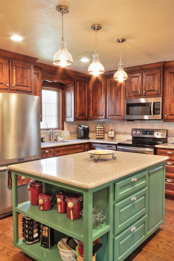 kitchen decorating ideas and designs Remodels Photos comforts of home Granbury Texas United States traditional-kitchen-001