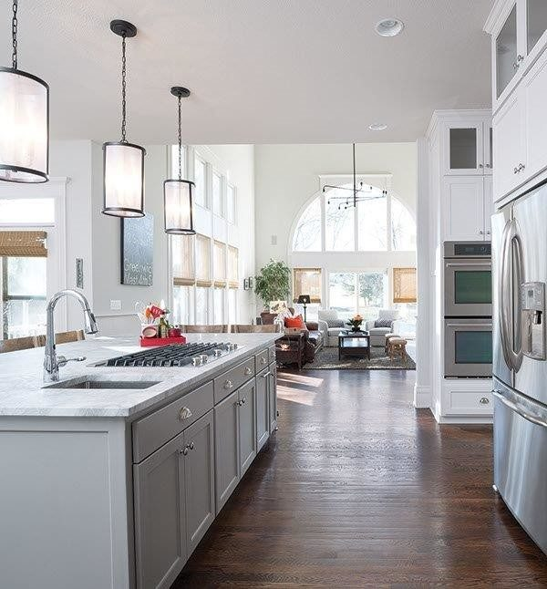 Kitchen Decorating And Designs By Madi Mali Homes LLC