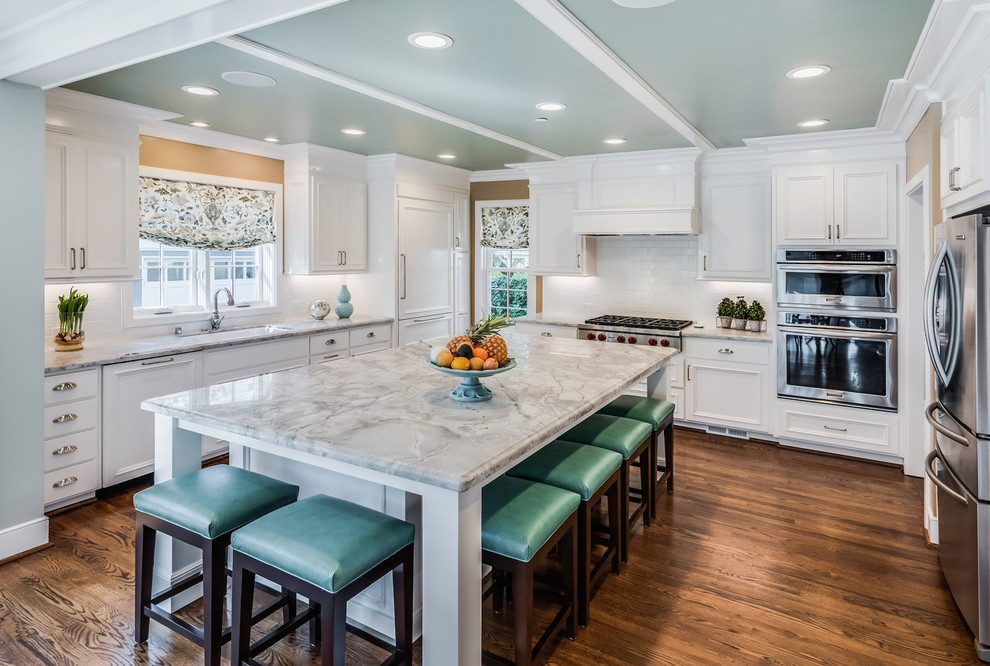 Kitchen Decorating And Designs By Chris Merenda Axtell Interior