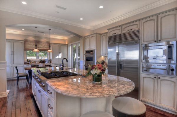 kitchen decorating ideas designs Remodels Photos Concierge Design & Project Management LLC Surprise Arizona traditional-kitchen
