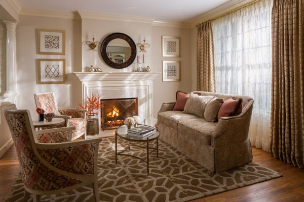 living room decorating ideas and designs Remodels Photos A Houck Designs Arlington VA Virginia United States traditional-living-room