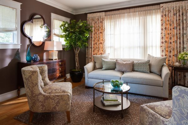 living room decorating ideas and designs Remodels Photos A Houck Designs Arlington VA Virginia United States transitional-living-room