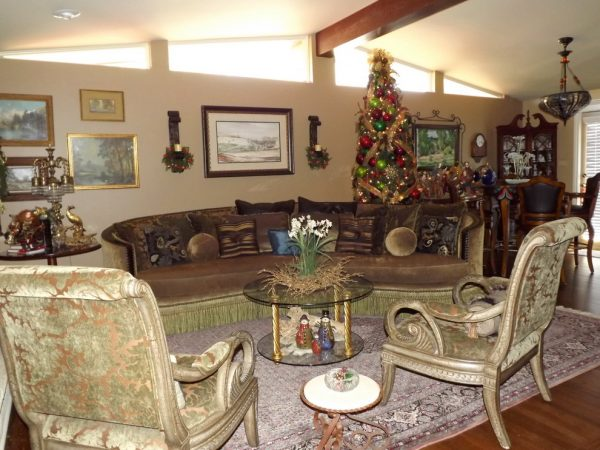 living room decorating ideas and designs Remodels Photos A'LLURE INTERIOR DESIGN BY RENE Andover Kansas traditional-living-room