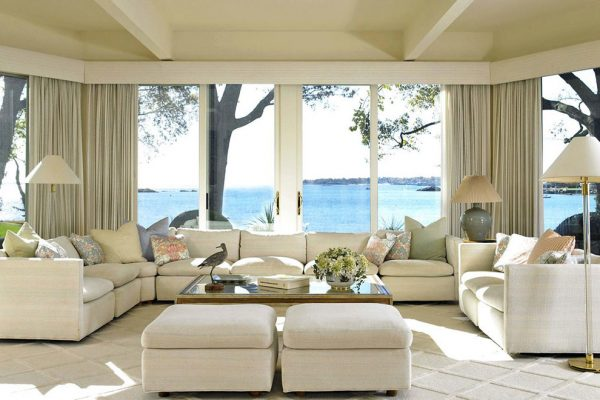 living room decorating ideas and designs Remodels Photos Alice Burnham Inc New Canaan Connecticut United States beach-style-living-room