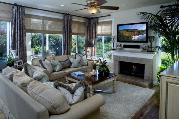 living room decorating ideas and designs Remodels Photos Concept Design IncSan Clemente California United States beach-style-family-room