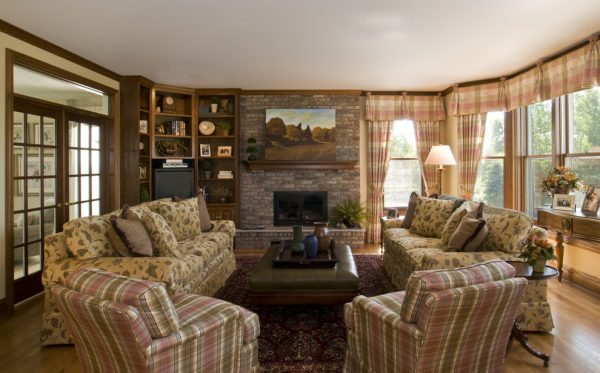 living room decorating ideas and designs Remodels Photos Connie Wersal-LaVelle, Allied ASID Edina traditional-family-room