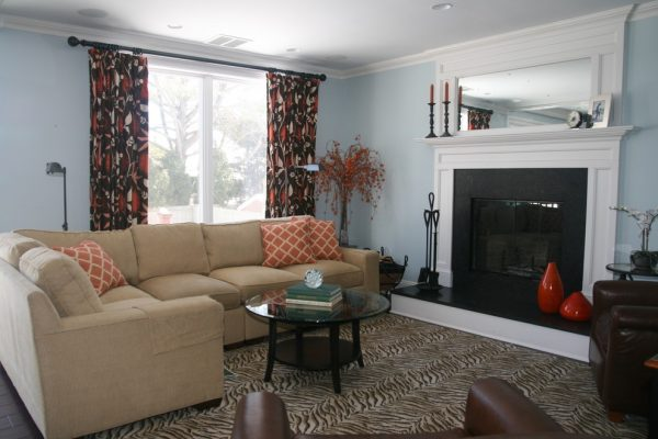 living room decorating ideas and designs Remodels Photos Courtney Kleeman Design Wilton Connecticut United States traditional-living-room