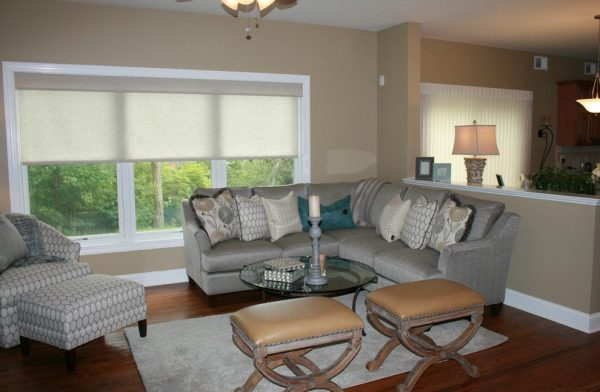 living room decorating ideas and designs Remodels Photos Design Works Chester New Jersey United States living-room