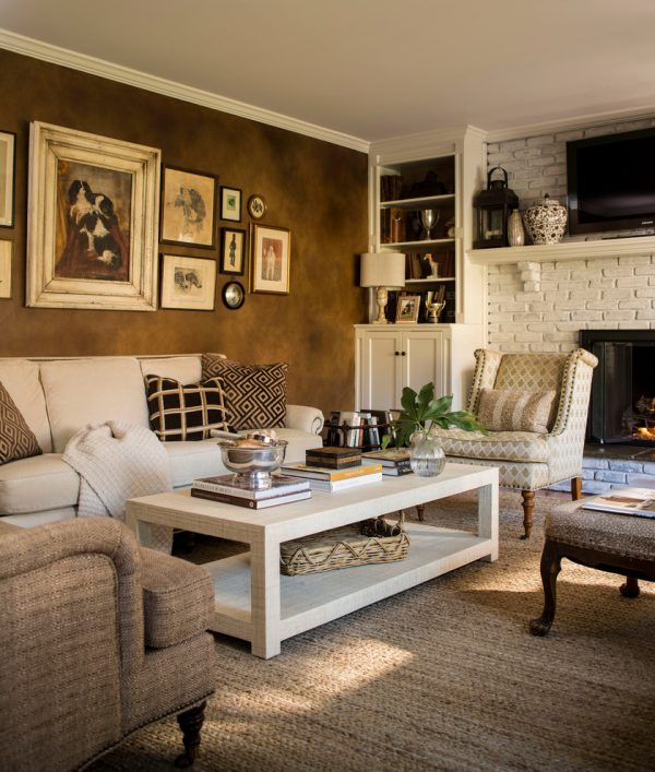 living room decorating ideas and designs Remodels Photos Kate Singer Home Huntington New York United States traditional