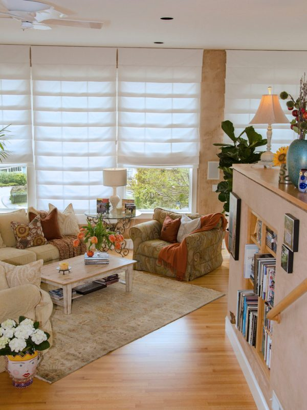Living Room Decorating And Designs By Linda Banks