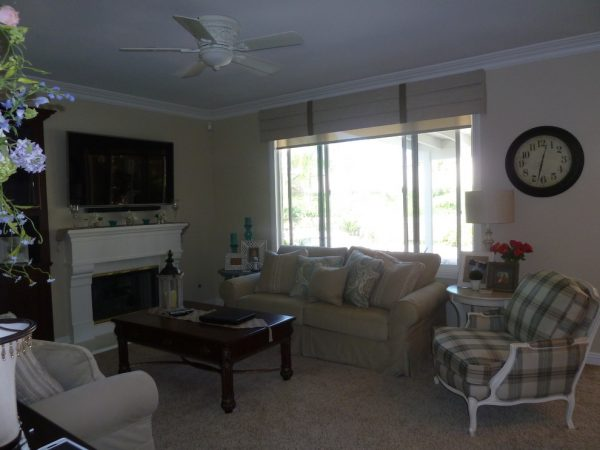 living room decorating ideas and designs Remodels Photos Lisa Sokol for ETHAN ALLEN Pembroke Pines Florida traditional