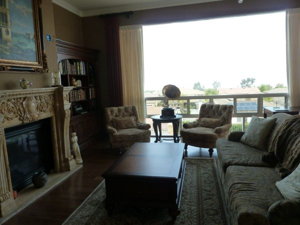 living room decorating ideas and designs Remodels Photos Lisa Sokol for ETHAN ALLEN Pembroke Pines Florida transitional