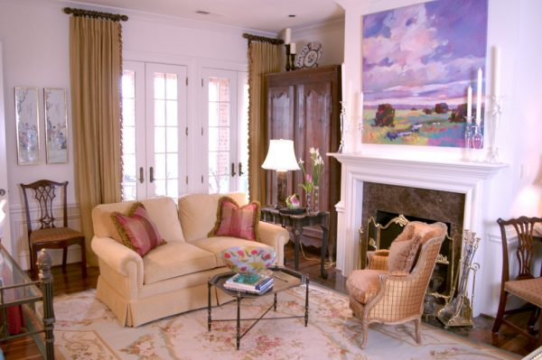 living room decorating ideas and designs Remodels Photos Metropolitan Design Concepts Charlotte North Carolina traditional-living-room