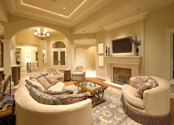 living room decorating ideas and designs Remodels Photos Modify Your Space Las Vegas Nevada United States traditional-living-room-001