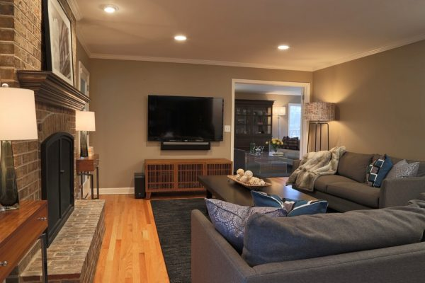 living room decorating ideas and designs Remodels Photos Paula Winter Design Highland Park Illinois United States transitional-family-room